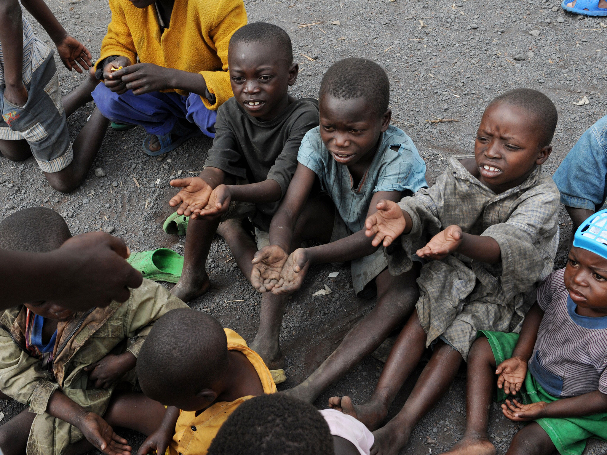 2m children in Congo at risk of starvation, UN warns