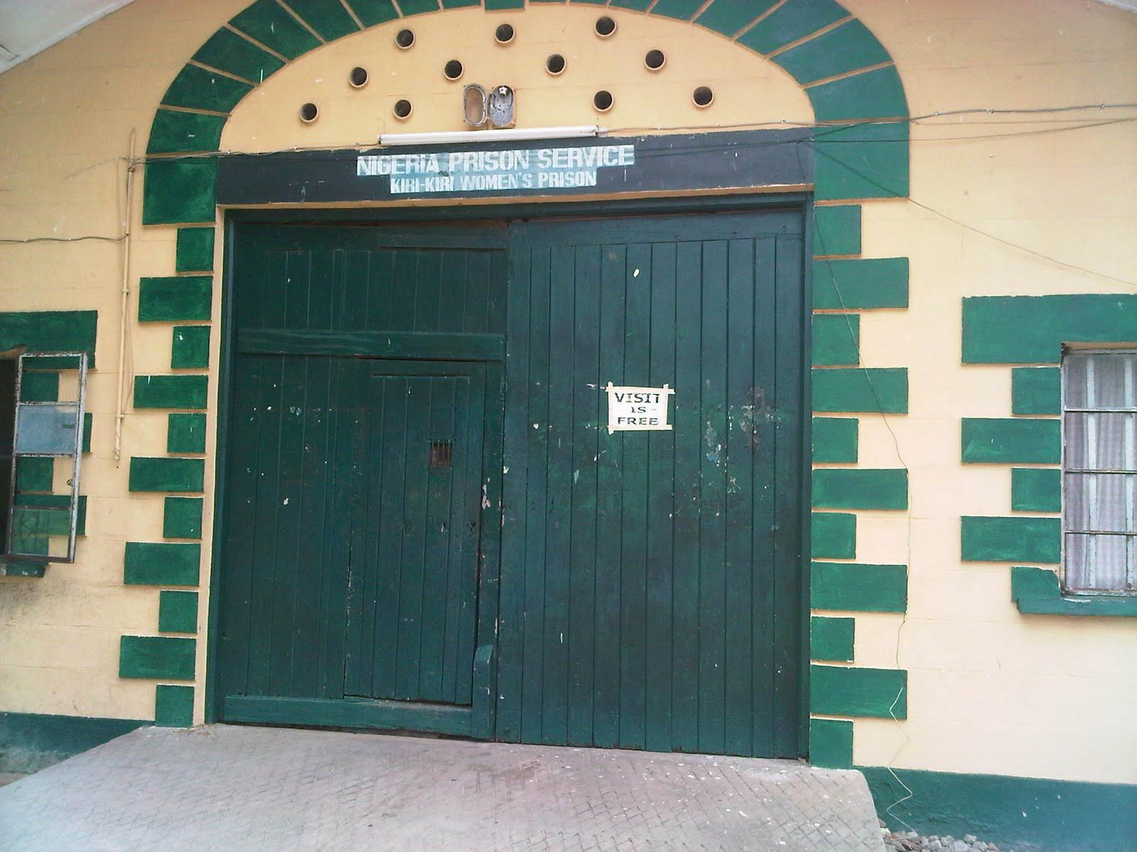Nigeria: UK plans 112-bed prison annex in Kiri Kiri Prison