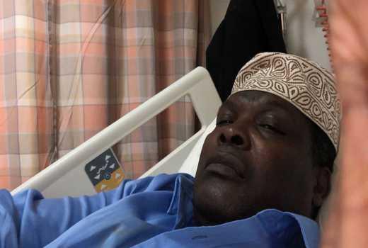 Raila Odinga has abandoned me, Miguna cries out