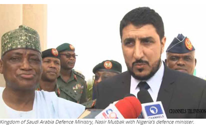 Saudi Arabia donates $10m as relief to 'brothers' in Northern Nigeria
