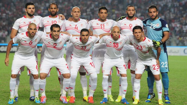 Tunisia, Senegal, DR Congo Top Africa in March FIFA Ranking