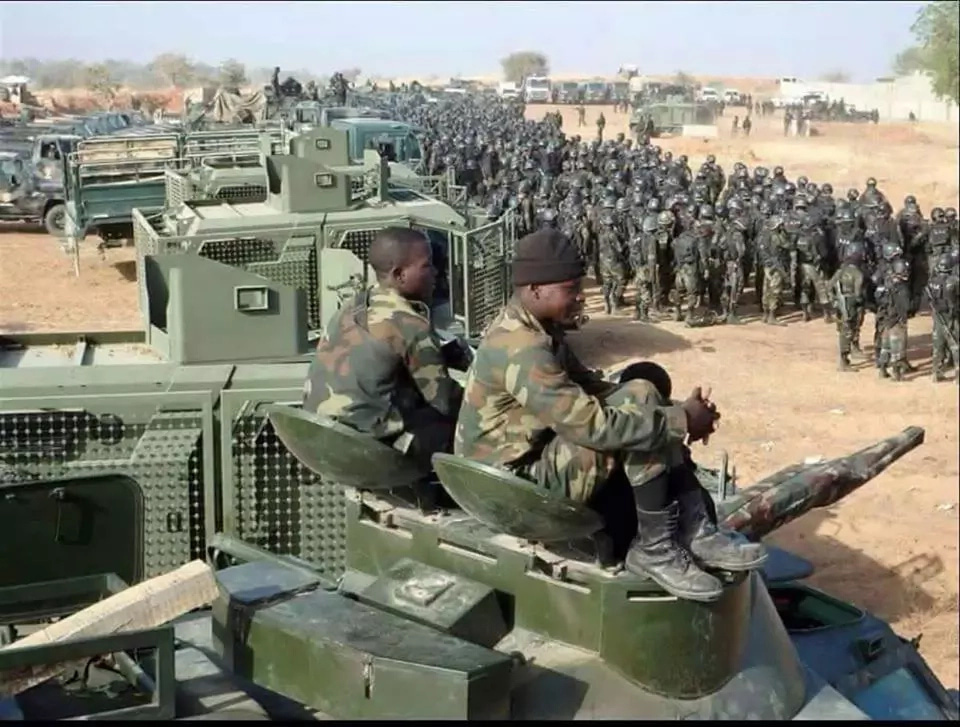 Military taking over power, no longer fashionable—Nigerian Military