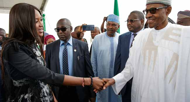 Buhari contracting Campbell at $1million for PR Strategy for 2019 election