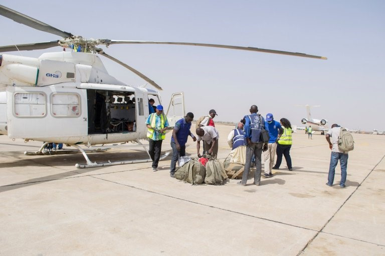 Aid workers withdraw from volatile spots in Northern Nigeria