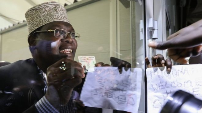 Kenya's opposition figure, Miguna, deported again to Dubai