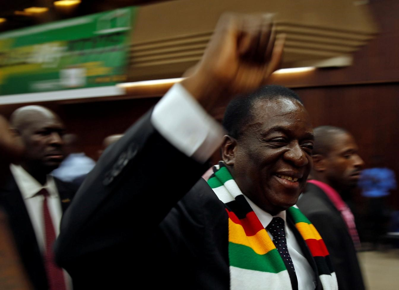 Zimbabwe Ups Investor's confidence, changes law on diamond, platinum mines
