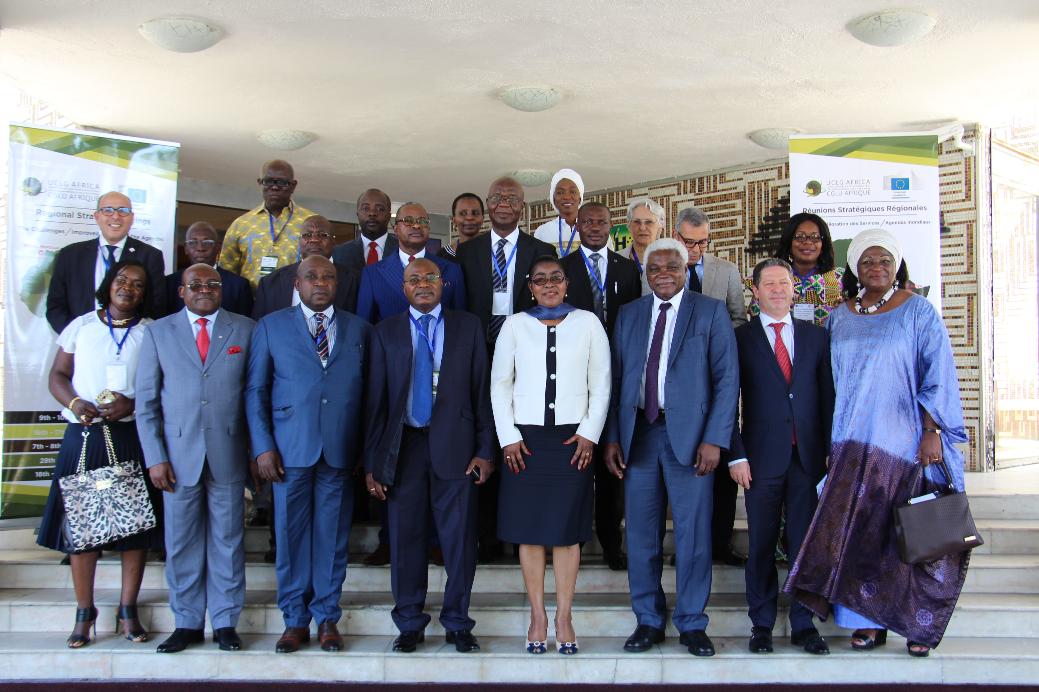 Central Africa Region Ready for Africities Summit 2018