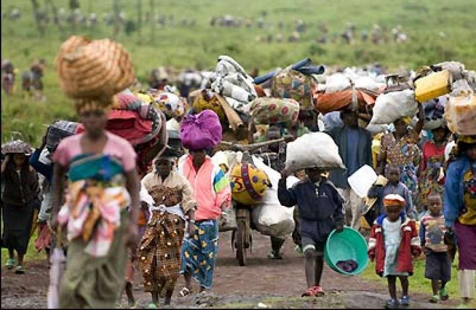 Boko Haram: 110, 000 Nigerian refugees in Cameroon