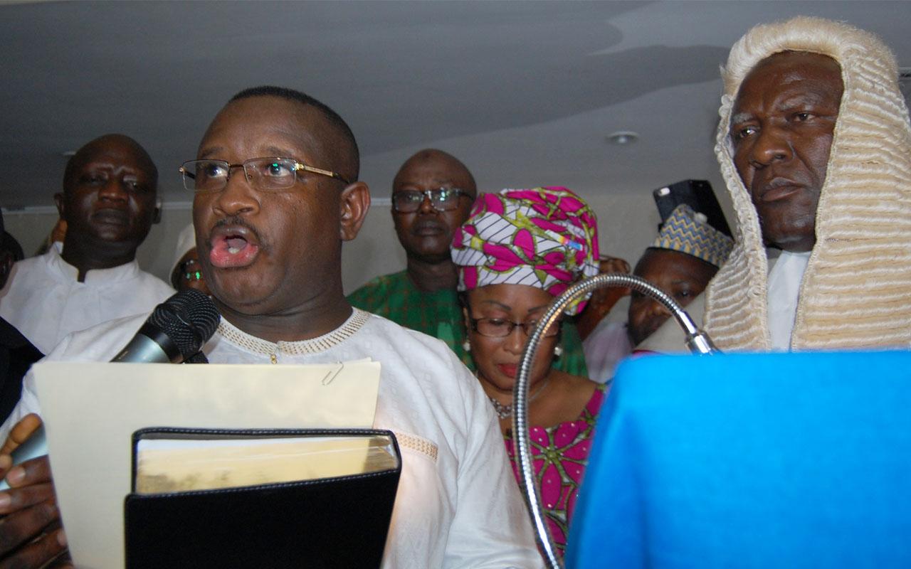 Julius Maada Bio is new Sierra Leone President