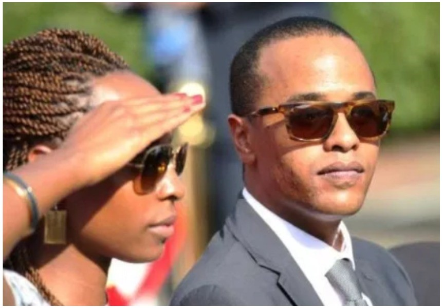 Pomp as Kenyatta's son, Jomo, Weds at State House