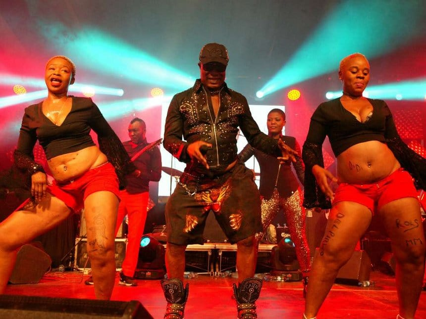 Erotic singer, Kofi Olomide, denied entry to Kenya