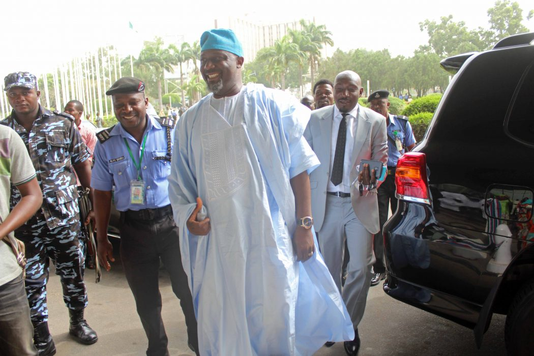 Kogi Court grants Dino Melaye bail