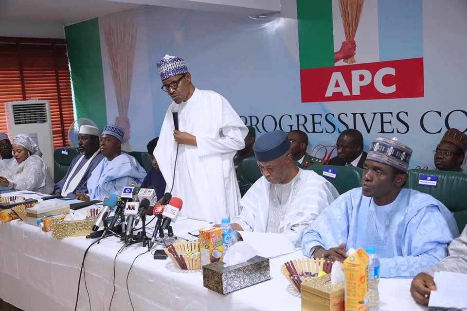 Nigeria: Buhari most likely to fly APC flag in 2019 election