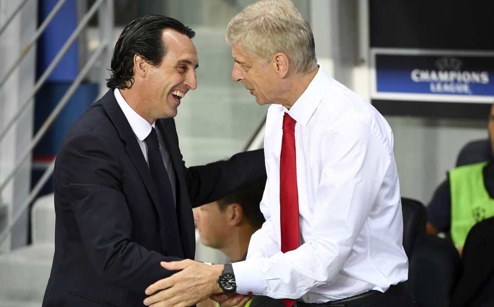 Arsenal gets new manager, after Wenger