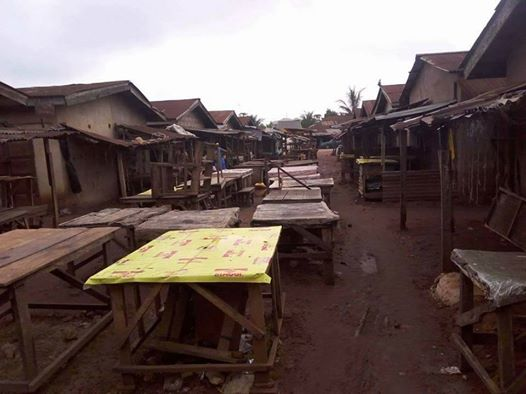 Nigeria: Ghostly towns in South-East as agitators want Biafra