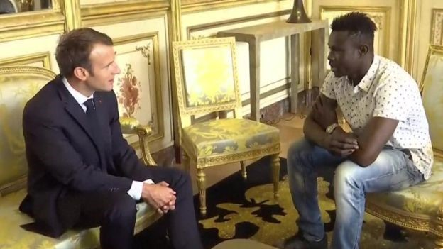 How illegal migrant, Mamoudou Gassama, is bringing Mali global glory