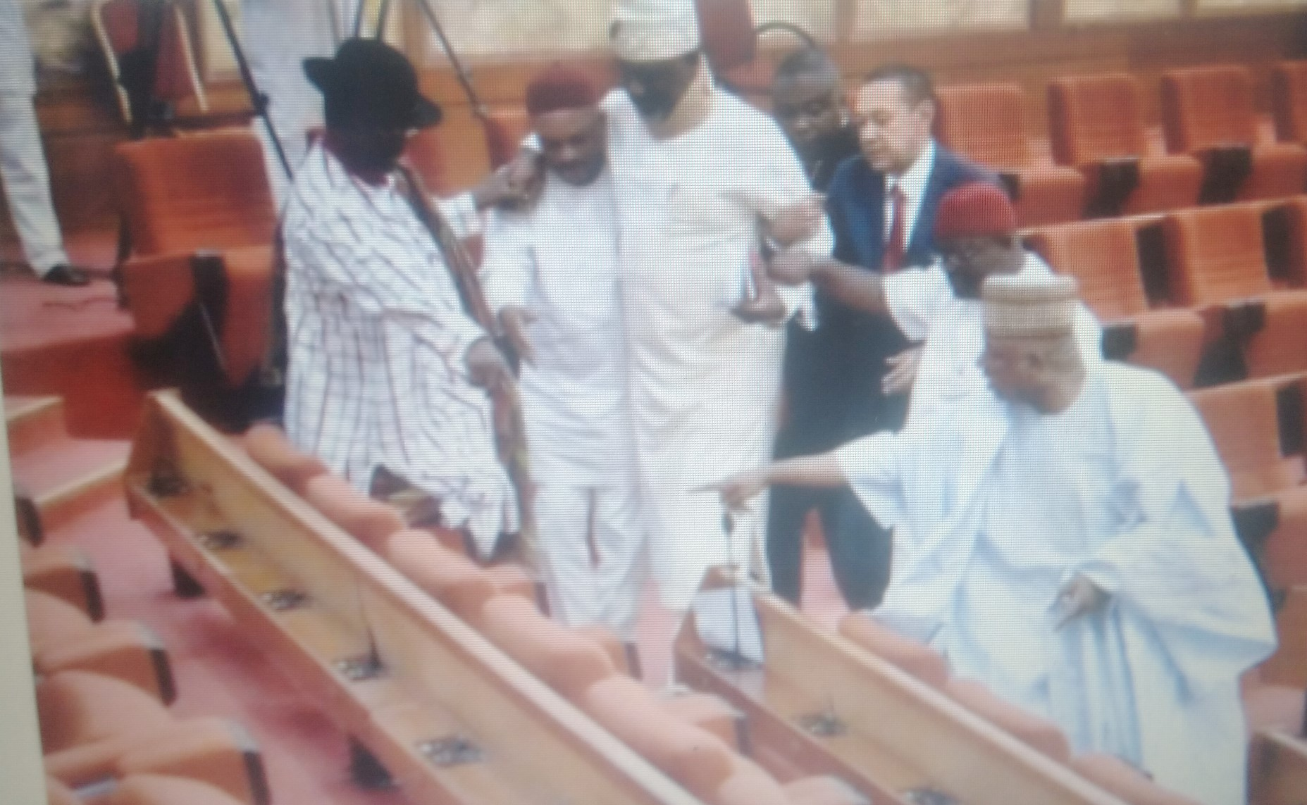 Outspoken senator Melaye resumes, continues hitting at President Buhari