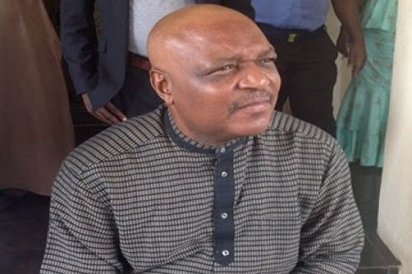 Nigerian ex-Gov. Nyame, bags 14 years in prison for offence of 18 years