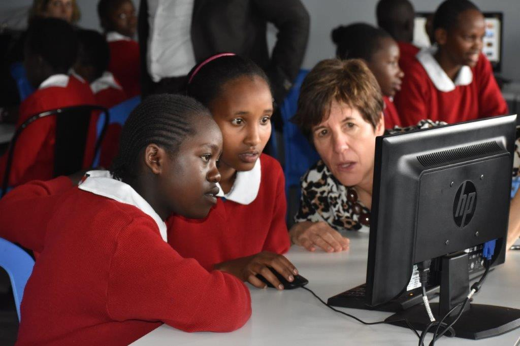 See how GE, Microsoft, KCC Collaborate to 'catch the young' in Kenya
