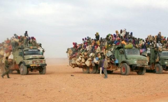 400 African migrants rescued in last week—UN agency