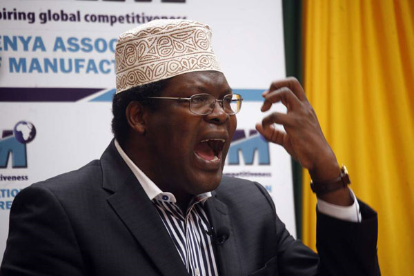 EDITORIAL: Raila Odinga, where is Miguna Miguna?