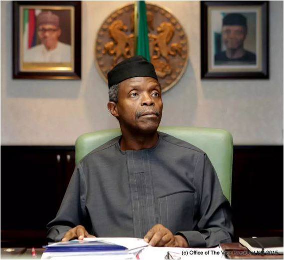 VP Osinbajo is beneficiary of corruption, says PDP