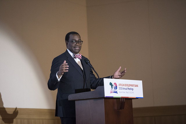 Korea is a model for Africa's industrialization, says President Adesina