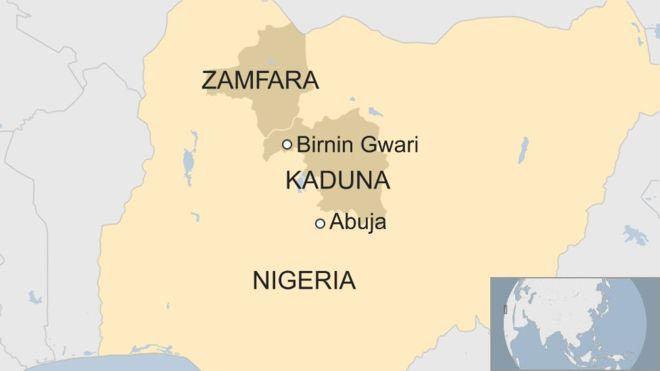 Gunmen slaughter 51 villagers in Kaduna's Gwaska