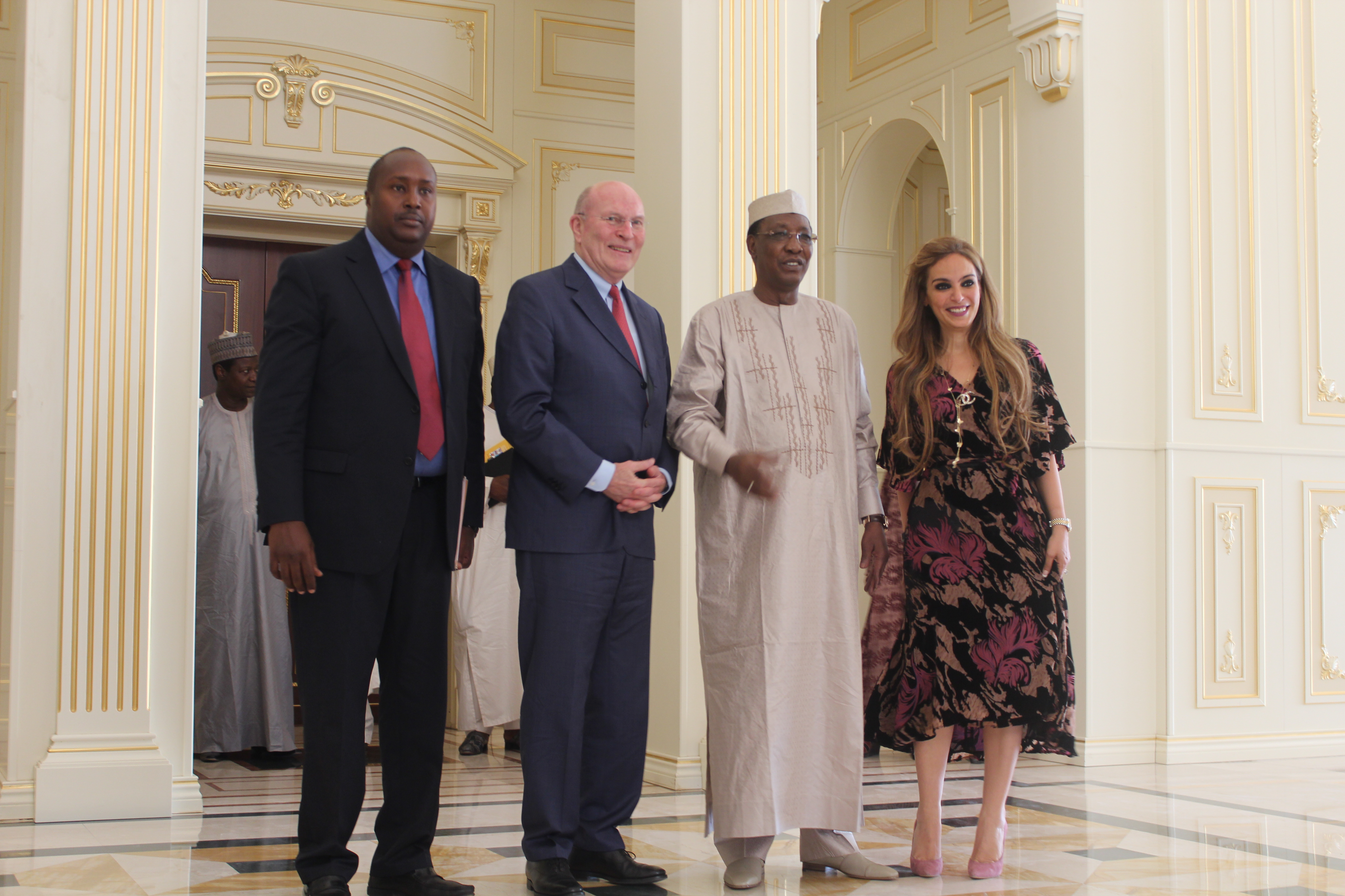 Merck launches Chad healthcare programs in partnership with First Lady of Chad