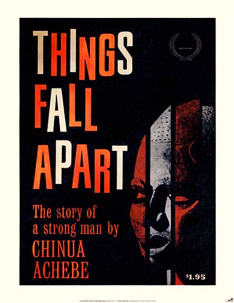Achebe's Things Fall Apart ranks 5th of 100 Stories that Shaped the World