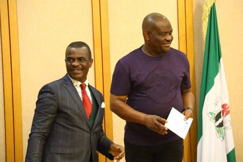 Gov. Wike to Receive Power of Sports Award in Brussels