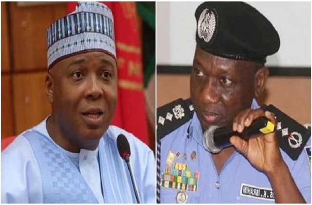 Nigerian police insists Saraki is culpable with Offa robbery suspects