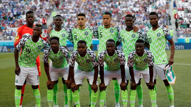 Nigeria v Argentina: Eagles urged to wear black armbands to protest killing in Plateau