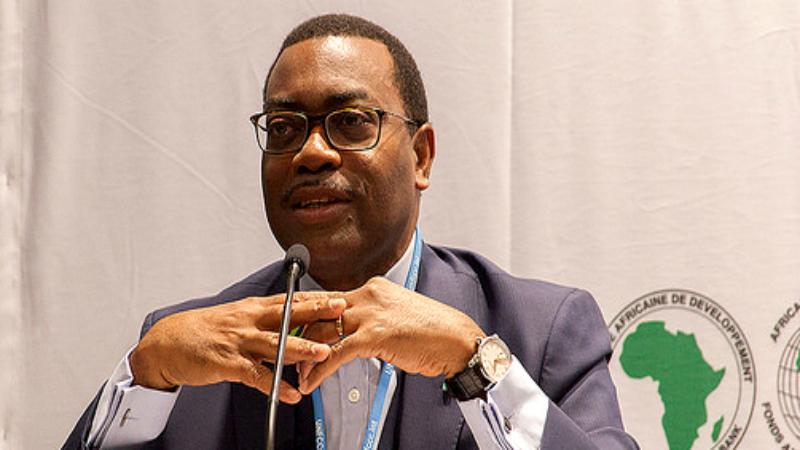 AfDB President, Adesina, in São Tomé and Príncipe to strengthen alliances