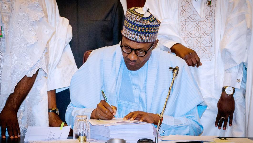 Nigeria gets N9.12 trillion budget for 2018; N683 billion for Fashola's Ministry
