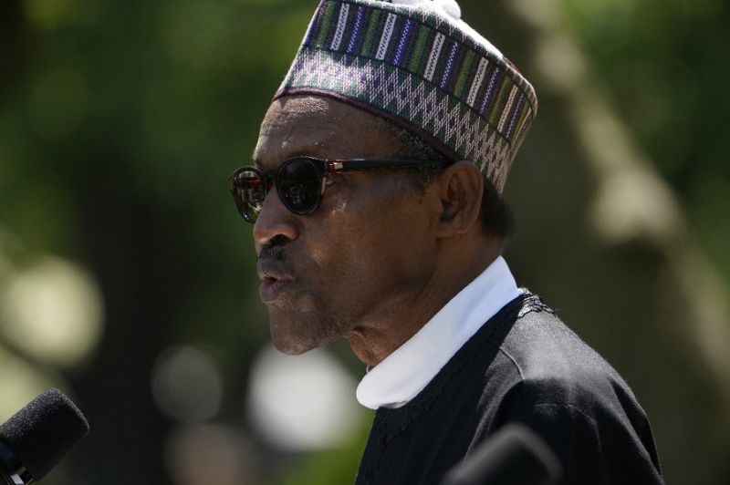 Nigerian court blocks release of Buhari's medical bill