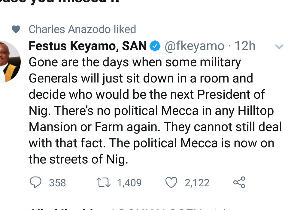 Buhari's spokesman, Keyamo shades ex-presidents IBB, OBJ