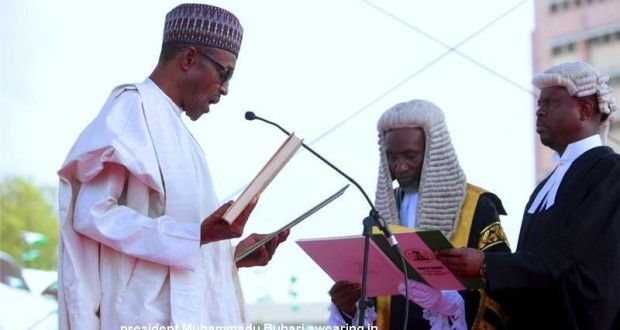 Which date is handover date in Nigeria: May 29 or June 12?