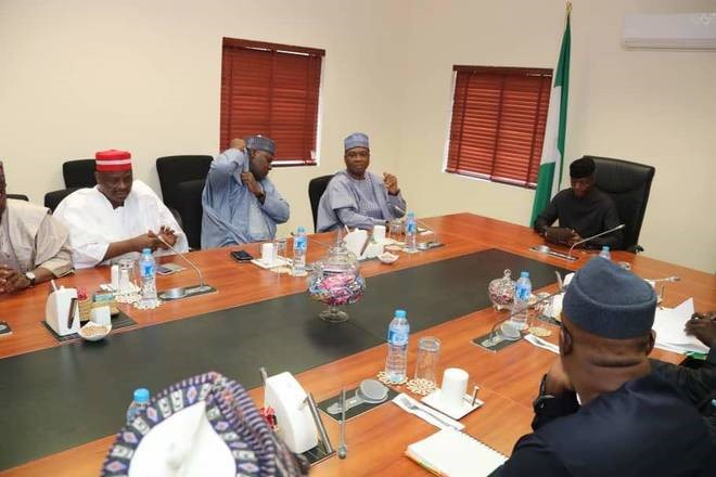 Trouble lingers in Buhari's party as alliance talk with nPDP fails