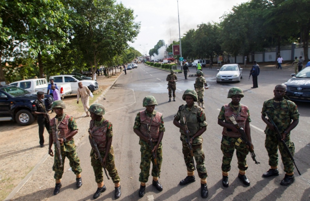 Nigerian army parades 3 suspects over killing of over 200 persons in Plateau