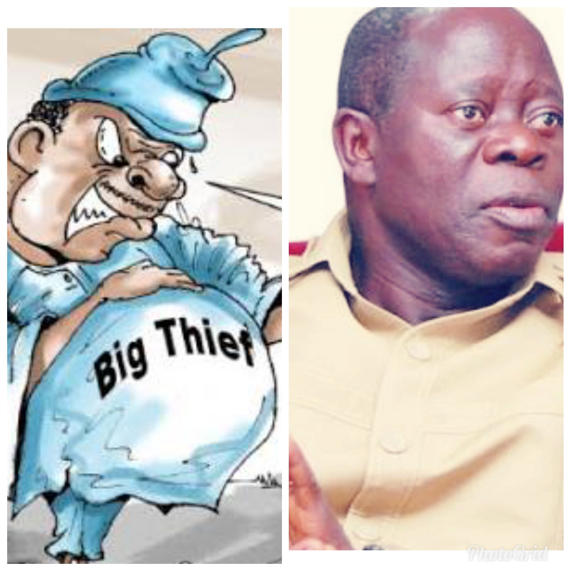 PDP to Buhari:  Prove Your Anti-Corruption Fight With Oshiomhole's Case