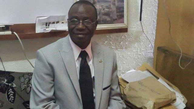 OAU sacks randy Prof., Richard Akindele
