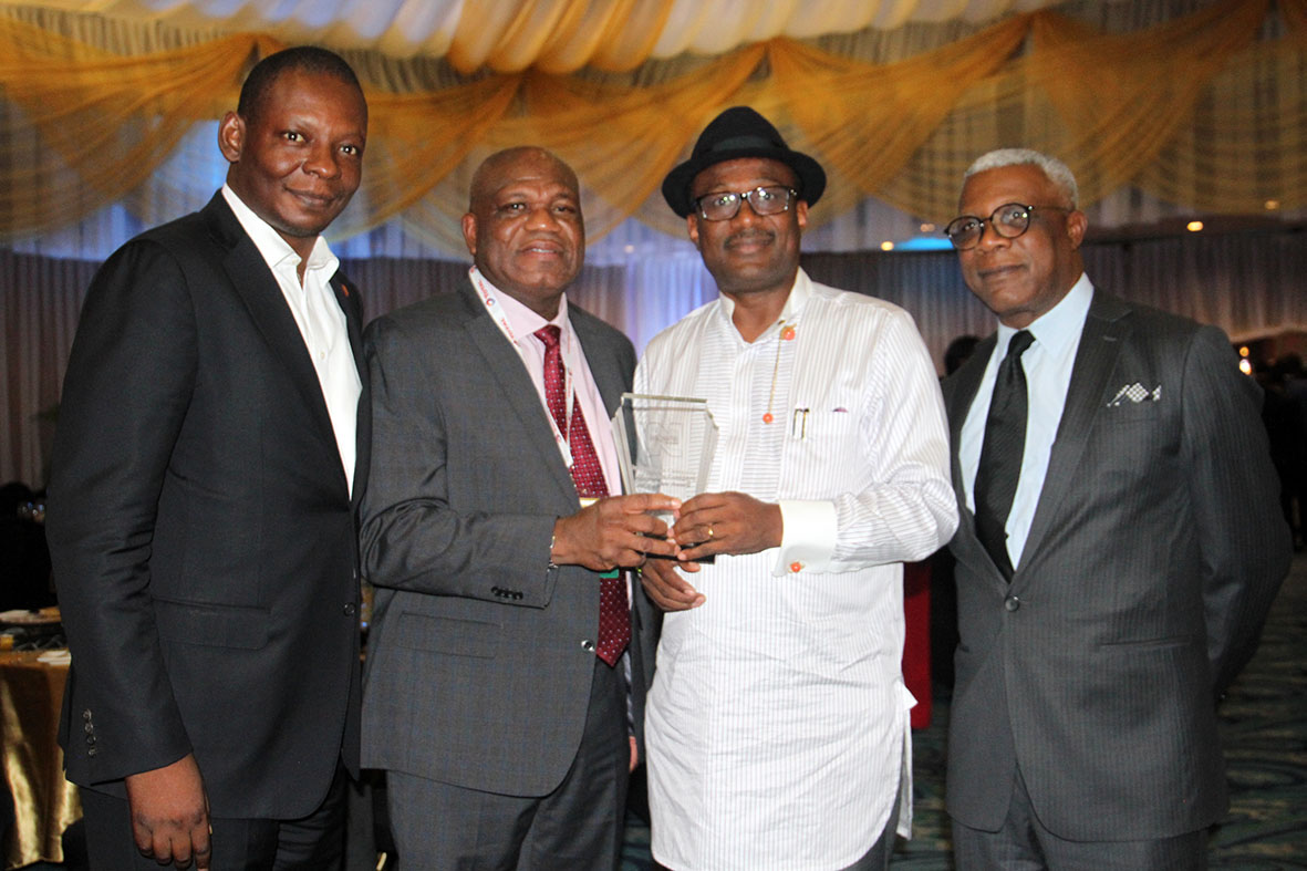 Aiteo adjudged Company of the Year at Nigeria Oil and Gas Conference Awards