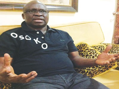 PDP alleges plans by APC to impeach Fayose