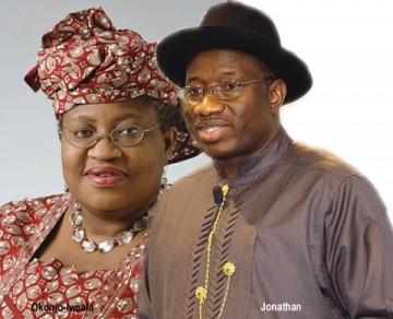 Jonathan congratulates Okonjo-Iweala on appointment in Twitter Board