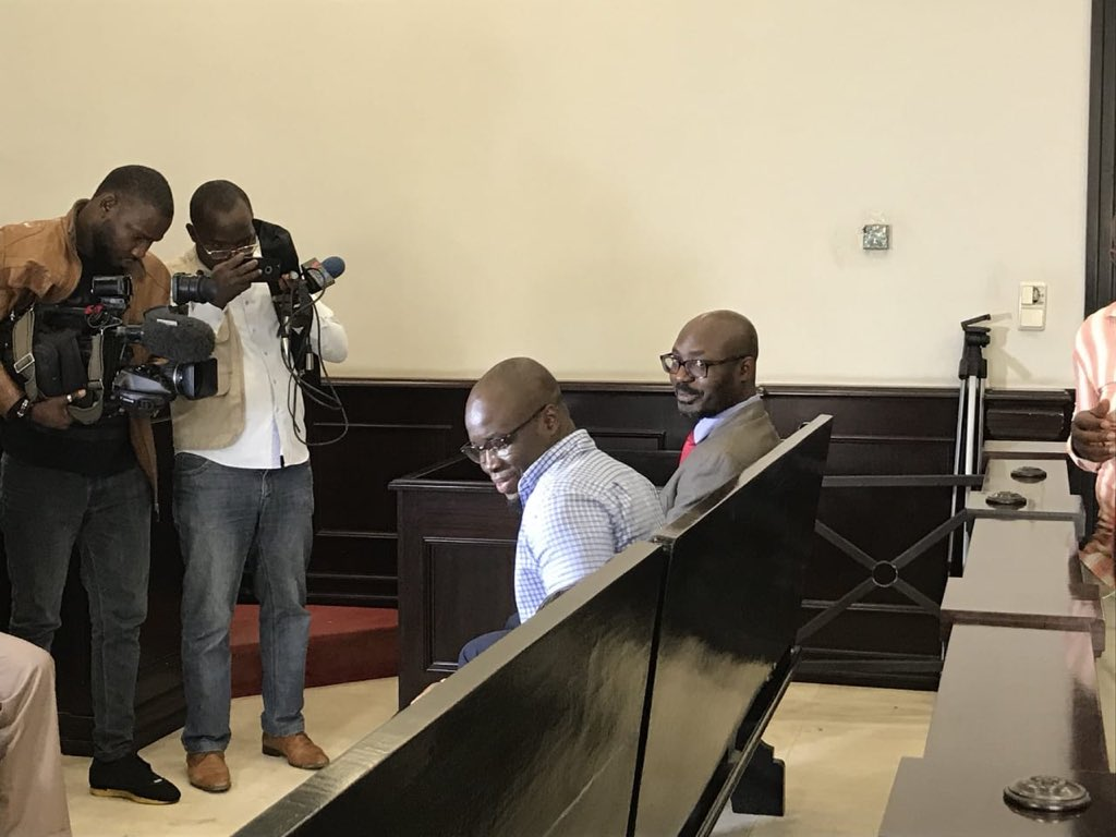 Land mark press freedom judgement in Angola as journalist acquitted