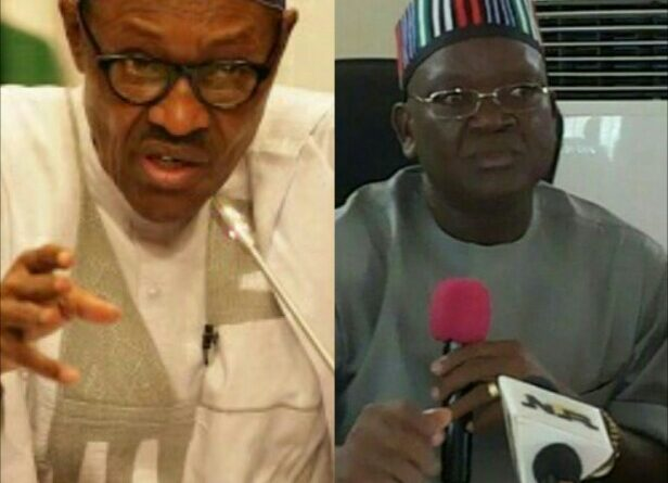 Buhari mocks Ortom over impeachment saga, says he reaps the Whirlwinds