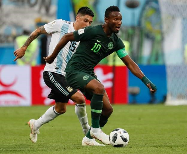World Cup: This could be why Nigeria lost 2:1 to Argentina?