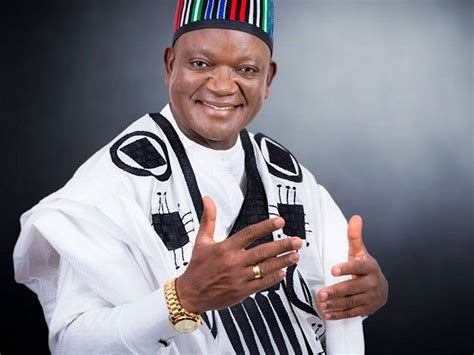 Drama as Benue lawmakers play hide and seek with 'impeaching Gov. Ortom'