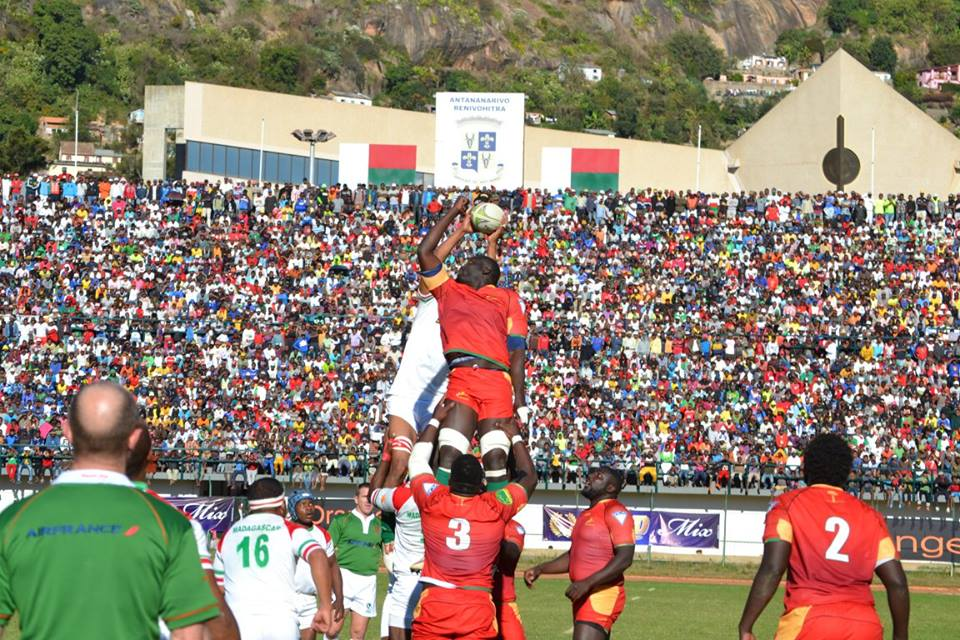 Rugby Africa Silver Cup 2018 opens on Sunday